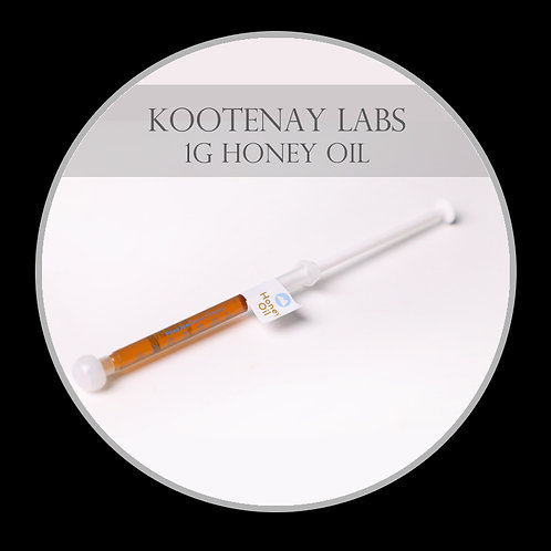 Kootenay Labs Honey Oil 1g
