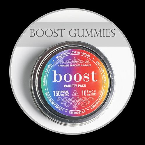 Boost THC Gummies