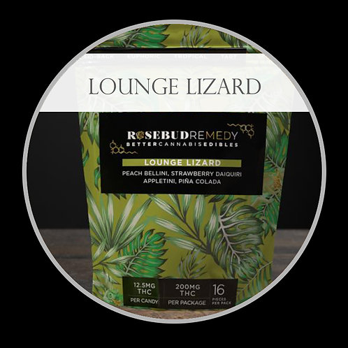 RoseBud Remedy Lounge Lizard