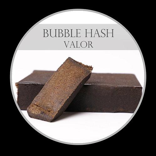 Bubble Hash - Valor
