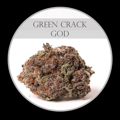 Green Crack God AAA