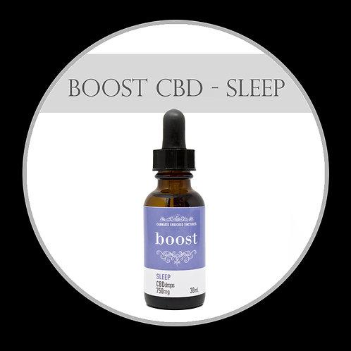 Boost CBD - Sleep
