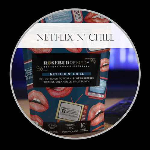 RoseBud Remedy Netflix N' Chill