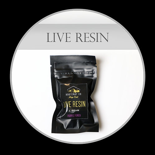 Live Resin Kootenay co.