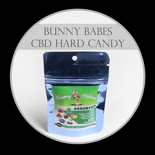 Bunny Babes Hard Candy - CBD