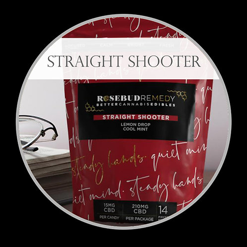 RoseBud Remedy Straight Shooter
