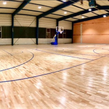 Munich Indoor Basketball