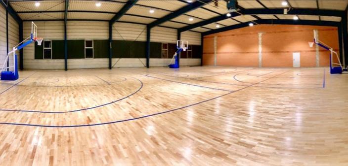 Munich Indoor Basketball
