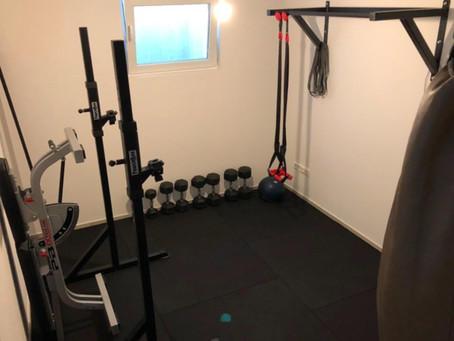 Private Gym in Erding ist online