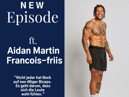 Do it with Passion Episode 1 feat. Aidan Martin Francois-friis