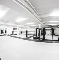 Gym Vermietung /Mattenfläche/Box Ring/MMA Octagon u. Fitness Bere