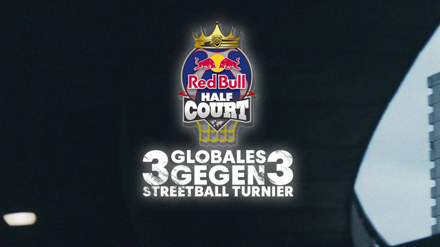 Red Bull Half Court Basketball Turnier
