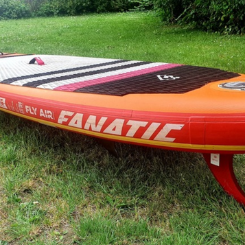 "Fanatic Fly Air Premium 10'8"" iSUP"