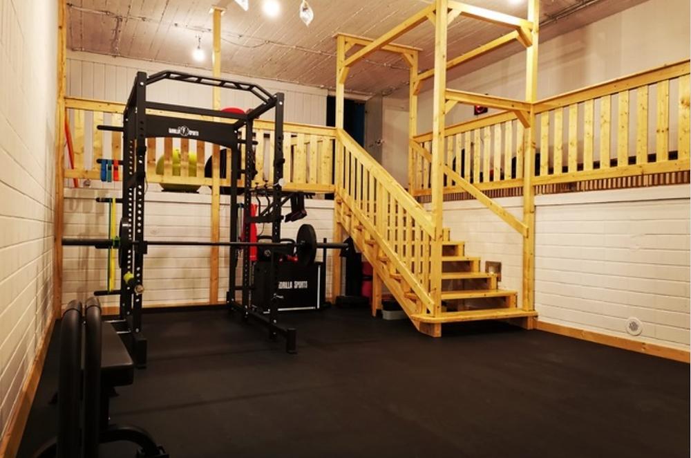 Fitness, Home-Gym, Private Gym, Fitness, Rack, Sport