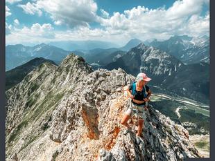 Meine Anfänge im Outdoorsport: Wanderrouten und Herausforderung