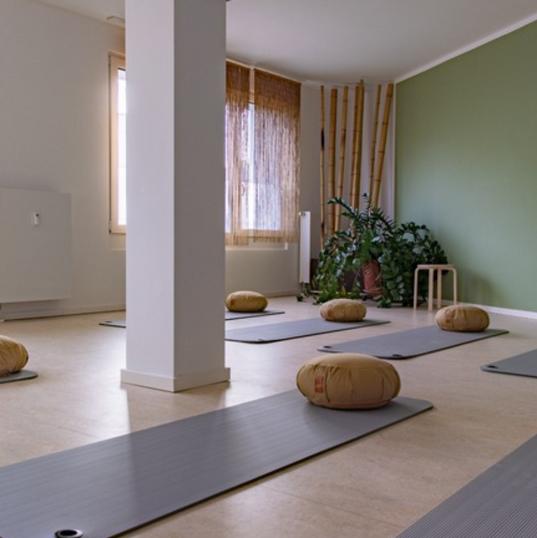 attraktiver Sportraum für Einzel- und Kleingruppen