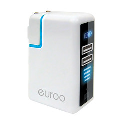Euroo 3 in 1 Charger