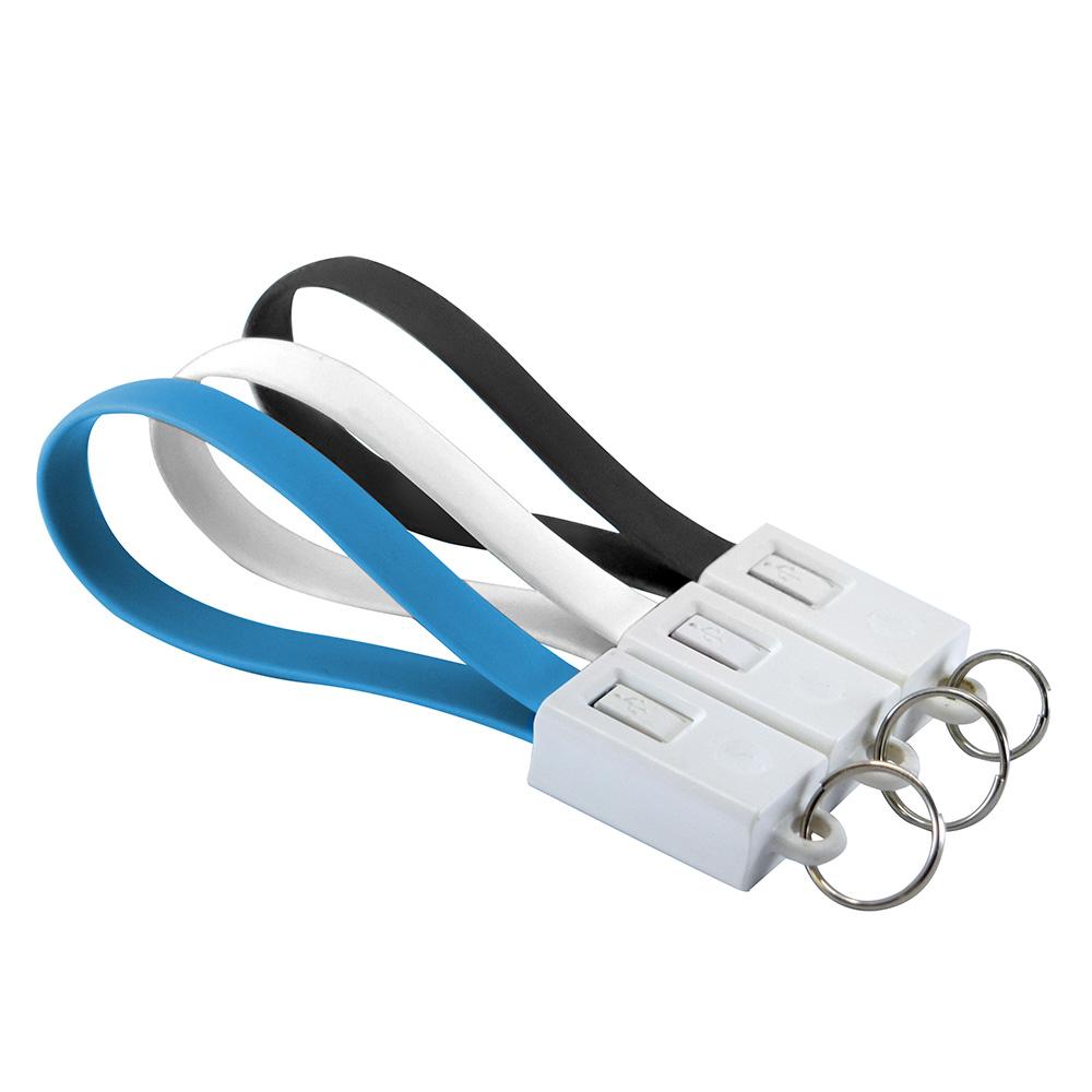 Euroo Micro-USB Cable Keychain
