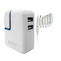 Euroo Multi-Device Travel Charger