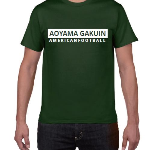 Tシャツ 関係者用 フォレストグリーン