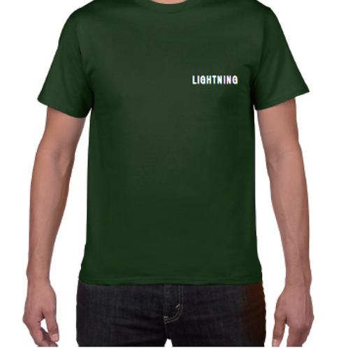 Tシャツ 学生用 フォレストグリーン