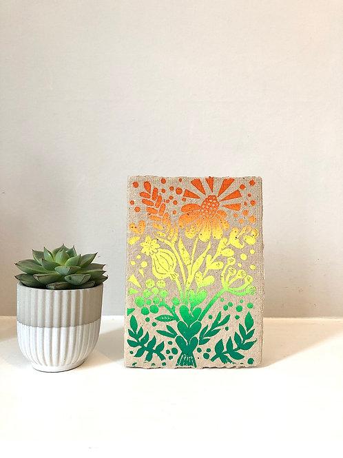 Bouquet Plantable Card