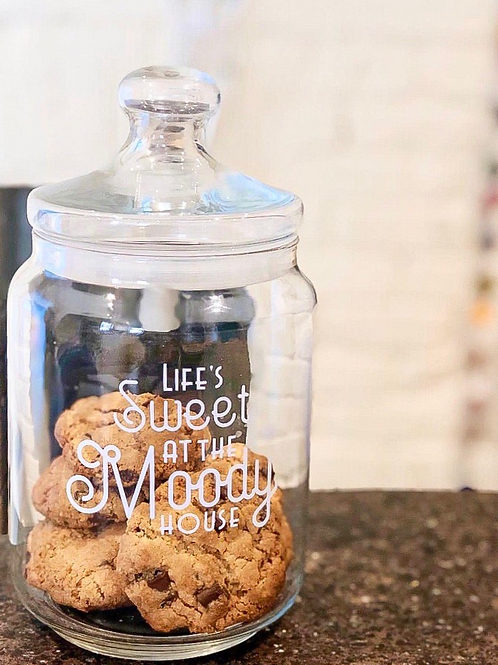 Life's Sweet Treat Jar