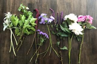 Bouquet Practice