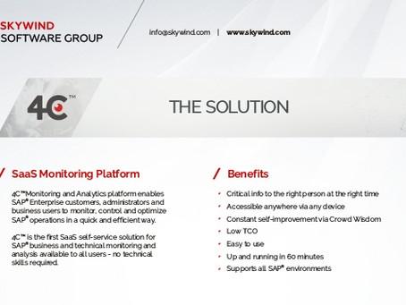 Skywind un partner con las aplicaciones de alta relevancia