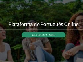 Plataforma de Português Online