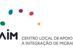 CLAIM - Rede de Centros Locais de Apoio à Integração de Migrantes
