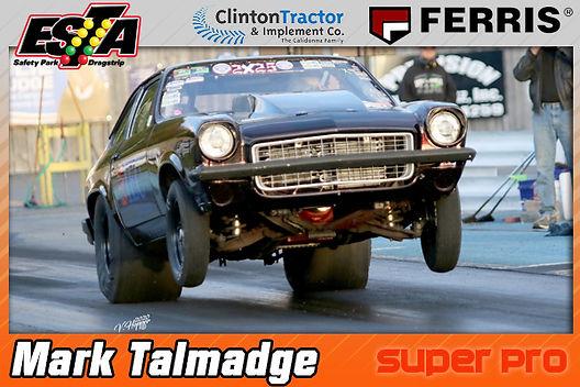 Super Pro Winner Mark Talmadge