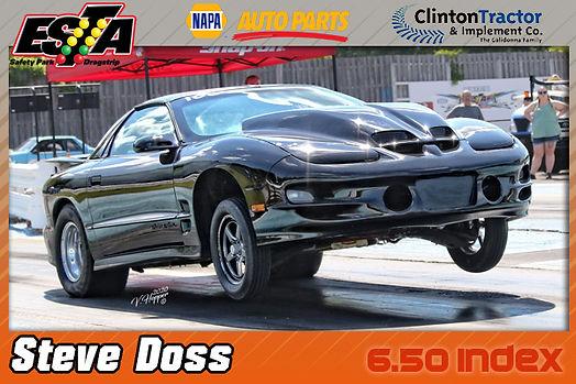 6.50 Index Winner Steve Doss