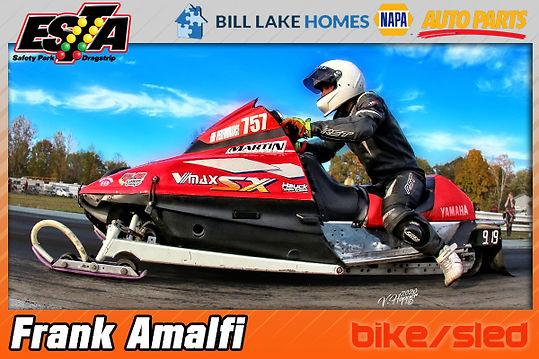 Bike/Sled Winner Frank Amalfi