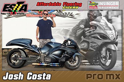 July 25 Pro MX Winner