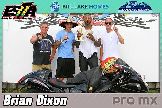 June 27 Pro MX Winner