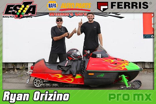 July 19 Pro MX Winner Ryan Orizino