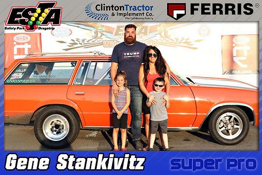 Gene Stankivitz - Super Pro Winner