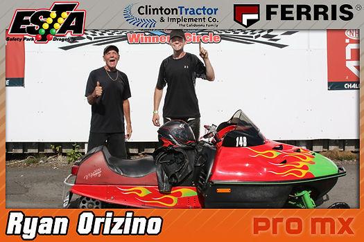 Pro MX Winner Ryan Orizino