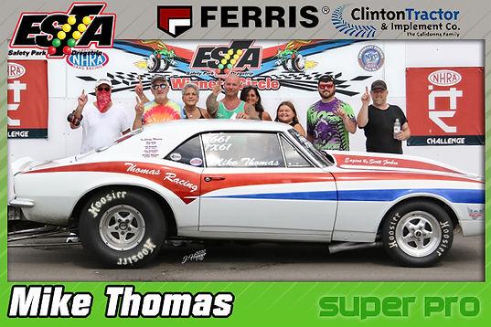 July 19 Super Pro Winner Mike Thomas