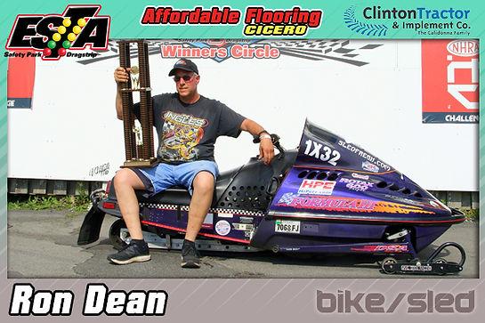 June 27 Bike/Sled Trophy Winner