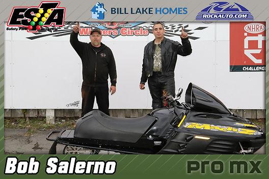 Pro MX Winner Bob Salerno