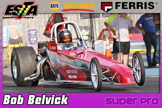 Super Pro WInner Bob Belvick