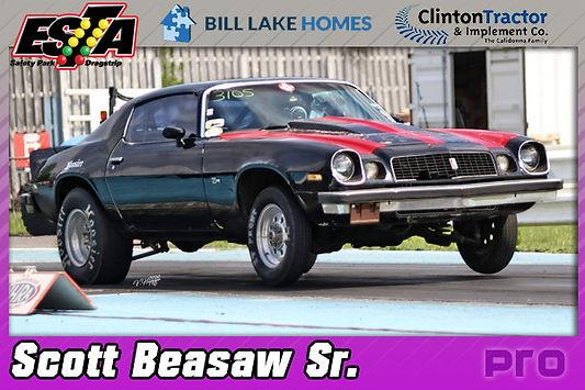 Pro Winner Scott Beasaw Sr.