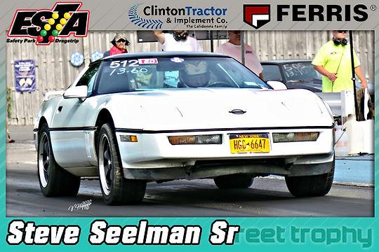 Street Trophy Winner Steve Seelman Sr.