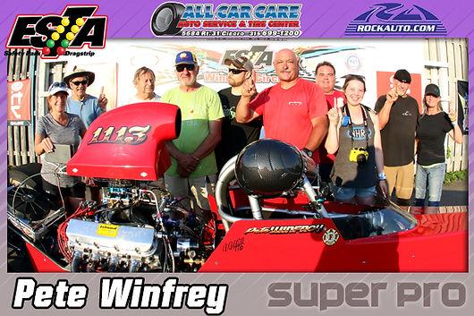 June 20 Super Pro Winner