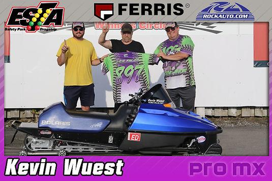 Pro MX Winner Kevin Wuest
