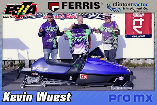 June 14 Pro MX Winner Kevin Wuest