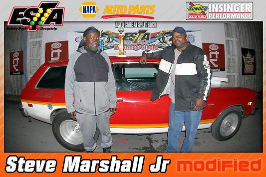 Modified Winner Steve Marshall Jr