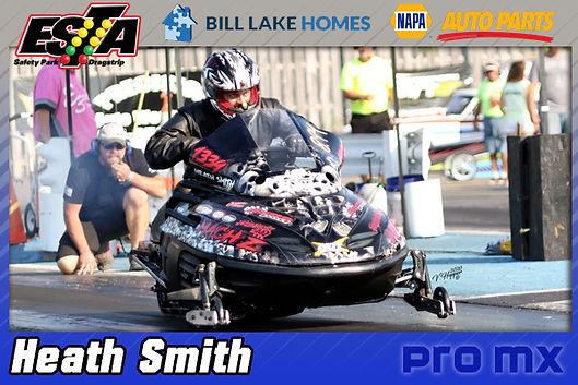 Pro MX Winner Heath Smith